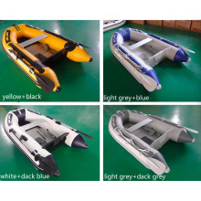 china high quality inflatable rowing boat for sale