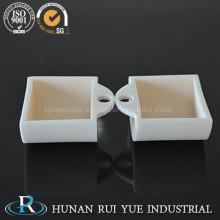 Высокая температура 99% глинозема тигле для спекания керамики