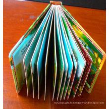 Faire un livre d'impression 3D pour étudiant