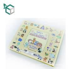 Custom Design Low Price Perfect Binding Vivid Children Story Book