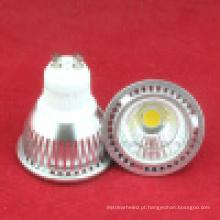 Luz Spot LED COB (Suporte GU10)
