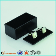 High Grade Cufflink Packaging Box Custom Made