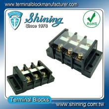 TB-100 M8 Screw Type d'isolation 600V 100A Osada MCB Terminal Block