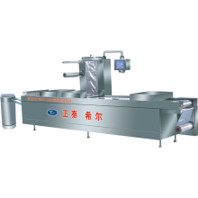 Order Type Continuous Stretch Vacuum Packing Machines