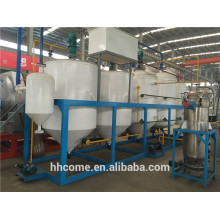 3 - 100TPD fish oil refining equipment with ISO9001