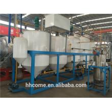 3 - equipamento de refino de óleo de peixe 100TPD com ISO9001