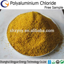 High polymer coagulant PAC poly aluminium chloride powder