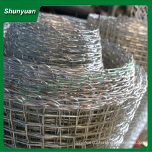 Basket system crimped wire mesh