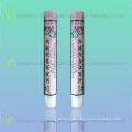 Aluminio y tubo plástico laminado para la piel cuidado de crema
