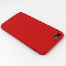 Горячий новый жидкий силиконовый чехол для iPhone7 / 7 Plus для Amazon лучший случай продажи