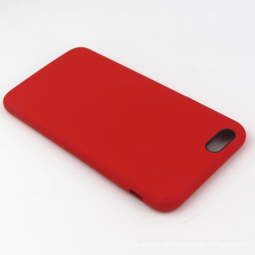 Heißer neuer flüssiger Silikonkasten für iPhone7 / 7 Plus für Amazon besten Verkauf Fall
