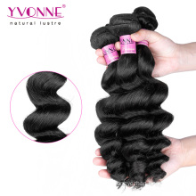 Natural Color Loose Wave Cambodian Virgin Hair