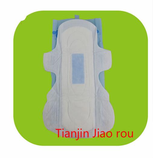 natural sanitary napkin