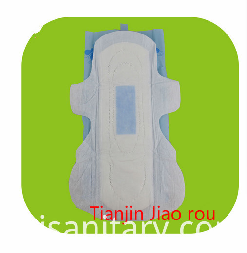 natural sanitary napkin