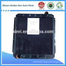 Supplier Auto Parts Radiator for KAMAZ 670*635mm
