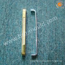 Manija de puerta auto de la fundición a presión a troquel del metal del OEM