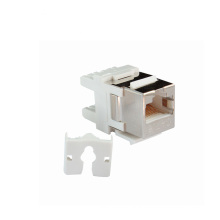 STP Dual IDC rj45 shielded Cat6 Keystone Jack