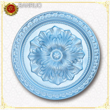 Banruo PU Silver Plating L. blue Panel for Wall Decoration
