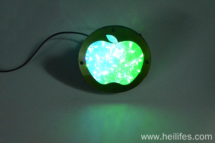 3D Apple LED Light Gift