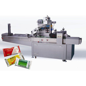 Flow packing wrapping equipment