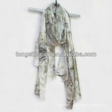 fashion snake pattern scarf