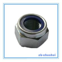 Ecrou hexagonale à noix hexagonales-DIN985