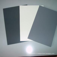 Feuille rigide de PVC / panneau de PVC / feuille de PVC