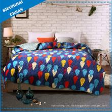 Print Home Bettwäsche Tagesdecke Quilt