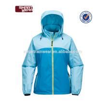 Manufacutre горячей продажи PU водонепроницаемый дождь куртки оптом