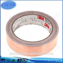 3m gestanztes farbiges Aluminium-Kupfer-Folien-Klebeband benutzt in leitfähigem