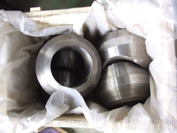 Forged Outlet Weldolet SS304 / 316 Duplex