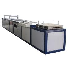Máquina de pultrusão GRP / FRP com boa qualidade