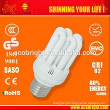 T2 6U Mini 20W lâmpada 10000H CE qualidade de poupança de energia