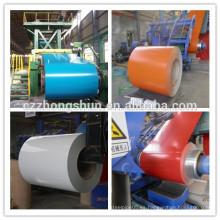 Hojas recubiertas de color / galvanizado / galvalume / color de alta intensidad