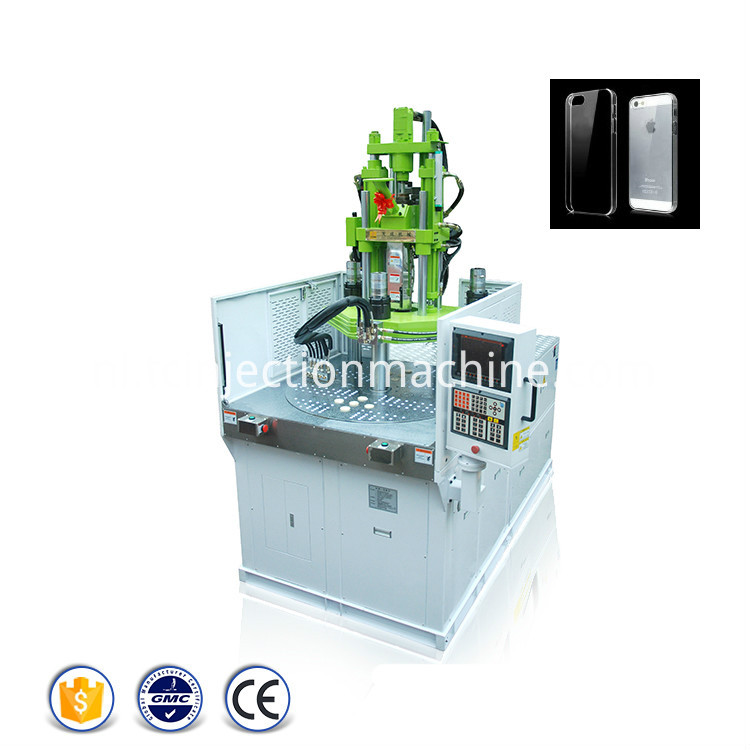 Rotary Injection Machine