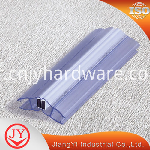 135 Degree Magnet shower PVC door rubber seal
