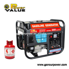 China Manufacturer 6kw portable generator waterproof