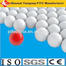 Высокоточный шар ptfe, твердый шар ptfe, шарик пластмассы pom
