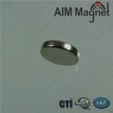 Neodymium Magnet Disc D10mm x 2mm