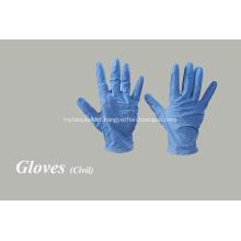 Household Safety Gloves Nitrile Gloves