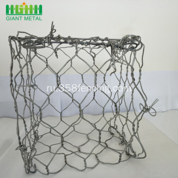Low+Carbon+Woven+Gabion+Box+for+Fenced