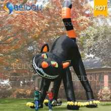 Halloween Costume Inflatable Decorations Inflatable Halloween Black Cat