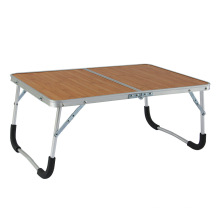 Factory directly supply low price folding bed study table small portable aluminium folding picnic table