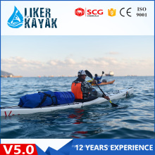 Single Sea Kayak PE