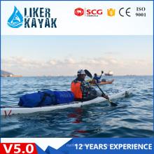 Одиночное море Kayak PE