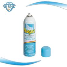 Leistungsstarke Stärke Spray Eisen Gebrauch in Kleidung
