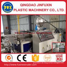 PVC-Bau-Krusten-Schaum-Blatt, das Maschine herstellt