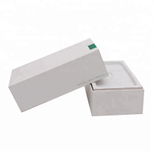 Cell phone hardboard paper packaging box