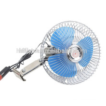 HF-806 DC 12V/24V car fans with CE certificate cigarette plug automobile fan