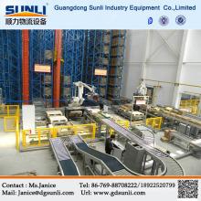 Sistema 3D logístico automatizado a/s R/S